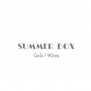 【summer box】girls 90