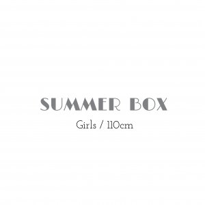 【summer box】girls 110