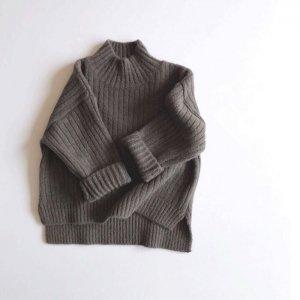 soft rib knit