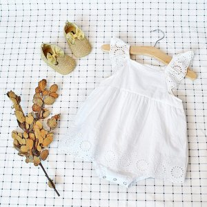 baby race rompers