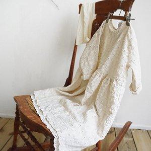 cloche long dress