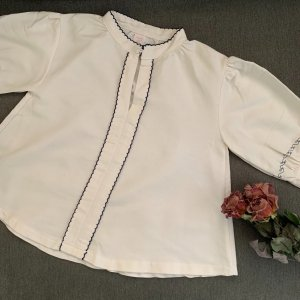 tyrolean blouse