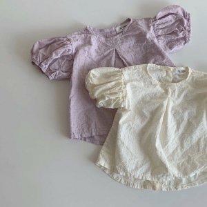 pompom blouse