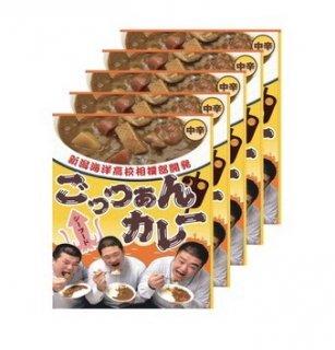 ごっつぁんカレー5箱まとめ買いがお得!!