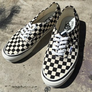 [VANS]Authetic 44 Dx ANAHEIM FACTORY PACK Black Check<img class='new_mark_img2' src='//img.shop-pro.jp/img/new/icons7.gif' style='border:none;display:inline;margin:0px;padding:0px;width:auto;' />