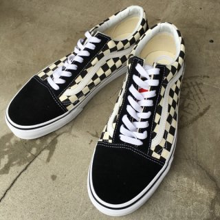 [VANS]Old Skool B/W Check