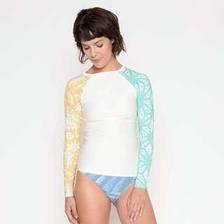 [Seea] Doheny Rashguard Fiori<img class='new_mark_img2' src='//img.shop-pro.jp/img/new/icons20.gif' style='border:none;display:inline;margin:0px;padding:0px;width:auto;' />