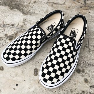 [VANS]Slip On Lite B/W Checker