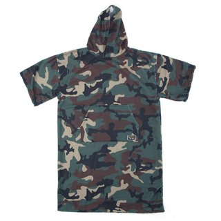 [CAPTAIN FIN Co.]Changing Robe Kids-Camo