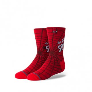 [STANCE]Amazing Spiderman<img class='new_mark_img2' src='//img.shop-pro.jp/img/new/icons7.gif' style='border:none;display:inline;margin:0px;padding:0px;width:auto;' />