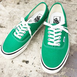 [VANS]Authetic 44 Dx ANAHEIM FACTORY Green<img class='new_mark_img2' src='https://img.shop-pro.jp/img/new/icons7.gif' style='border:none;display:inline;margin:0px;padding:0px;width:auto;' />