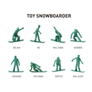 Toy snowboarder<img class='new_mark_img2' src='https://img.shop-pro.jp/img/new/icons7.gif' style='border:none;display:inline;margin:0px;padding:0px;width:auto;' />