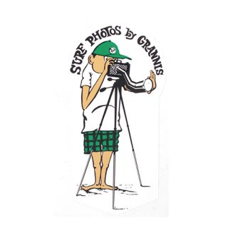 Leroy Grannis  Sticker<img class='new_mark_img2' src='https://img.shop-pro.jp/img/new/icons7.gif' style='border:none;display:inline;margin:0px;padding:0px;width:auto;' />