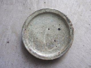 12 白掛リム皿 M (在庫1点のみ) / 八田亨