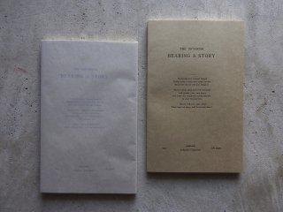 物語が生まれるノート(THE NOTEBOOK BEARING A STORY) / 高山活版室