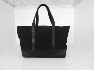 トートL(#0001)black / fábrica.
