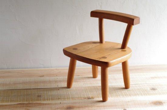 チェリーの子供椅子(ただいま受注制作です)