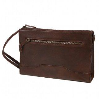 Raffaello 一流の革職人が作る 古代の王侯貴族が愛した希少な革素材を使用したメンズセカンドバッグ
