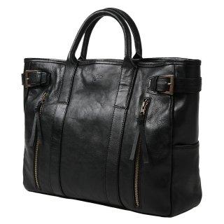 Raffaello 一流の革職人が作る 極上のカーフレザーを使用したビジネスバッグ