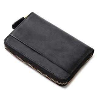 Raffaello 一流の革職人が作る 英国王室が愛するブライドルレザーを使用したメンズ小銭入れ財布