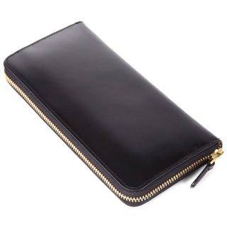 Raffaello 一流の革職人が作る 皮革の王様コードバンを彷彿とさせるロイヤルオイルドレザーで使用したラウンドファスナー長財布