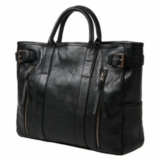 Raffaello 一流の革職人が作る 極上のカーフレザーを使用したビジネスバッグ【特別価格】