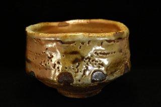 福島一紘 志野茶碗 [Shino Chawan  by kazuhiro FUKUSHIMA]