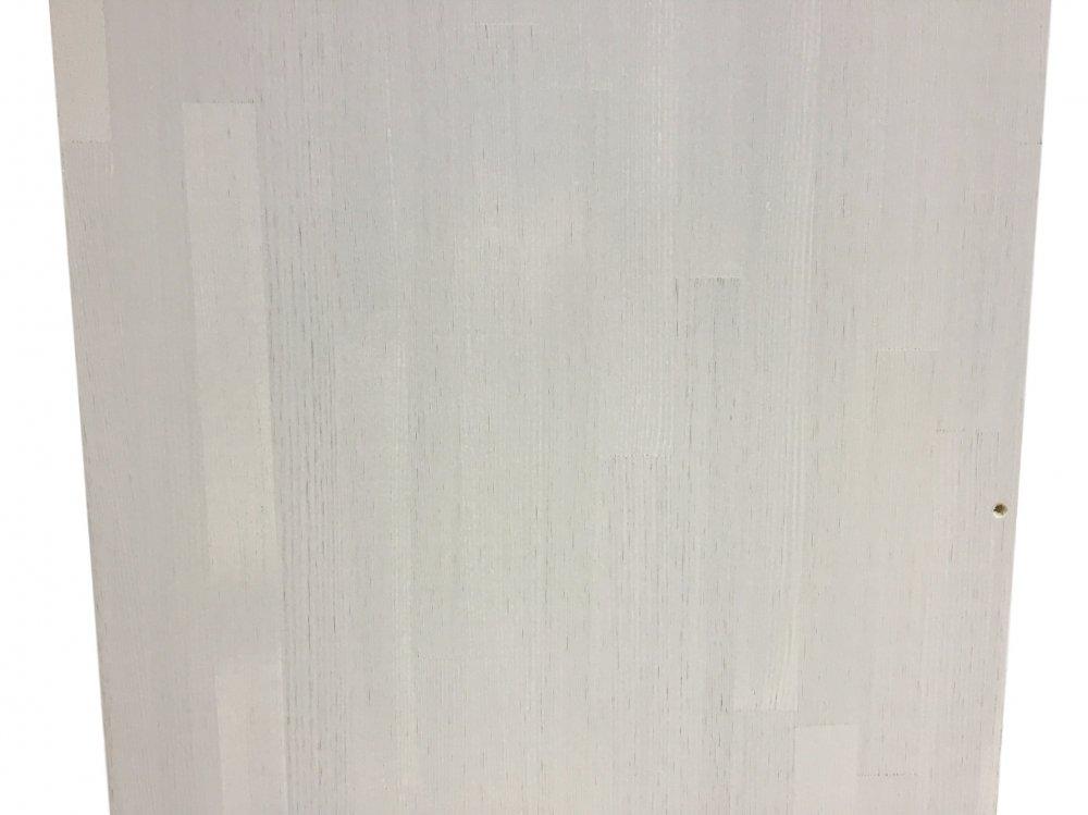 【サイズ変更可】ハンドメイドクローク_幅118cm×奥行40cm×高さ160cm_アンティークホワイト_CL001AWH
