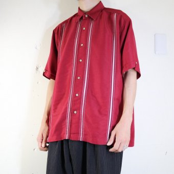 rayon red
