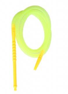Washable plastic hose yellow(ウォッシャブルプラスチックホース/イエロー)