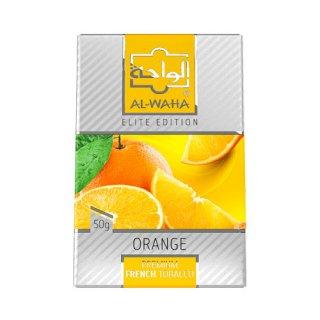 AL WAHA(アルワハ) Elite Edition オレンジ 50g