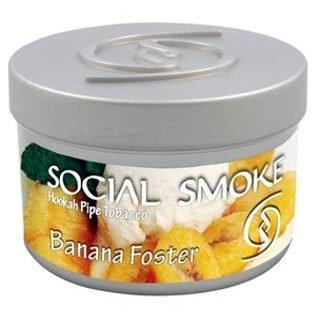 Social Smoke ソーシャルスモーク バナナフォスター 50g