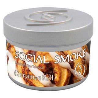 Social Smoke ソーシャルスモーク シナモンロール 50g