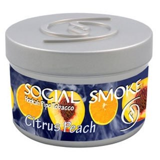 Social Smoke ソーシャルスモーク シトラスピーチ 50g