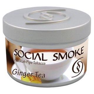 Social Smoke ソーシャルスモーク ジンジャーティー 50g