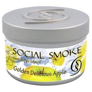 Social Smoke ソーシャルスモーク ゴールデンデリシャスアップル 50g
