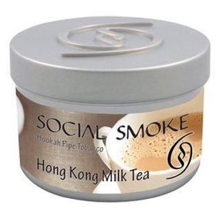 Social Smoke ソーシャルスモーク ホンコンミルクティー 50g
