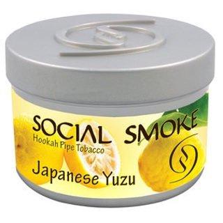 Social Smoke ソーシャルスモーク ユズ 50g