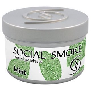 Social Smoke ソーシャルスモーク ミント 50g