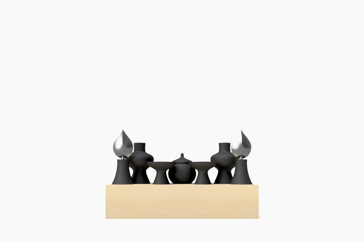 TEINORI Complete Black