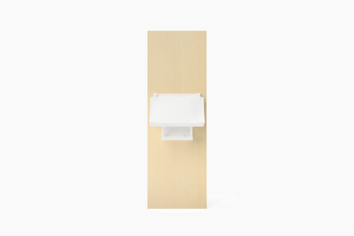 MIYA WALL NAGARE White