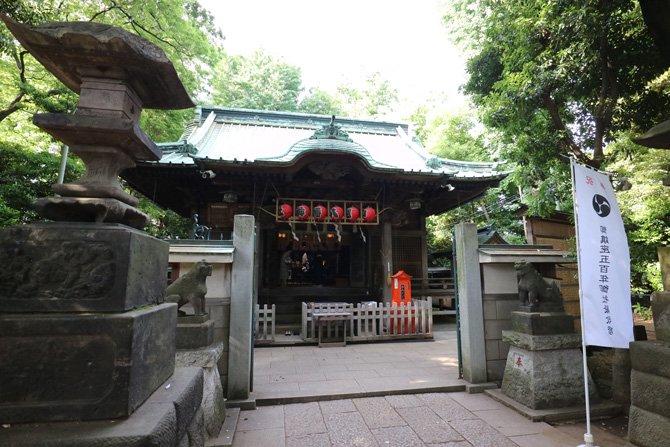 戸越八幡神社 崇敬会