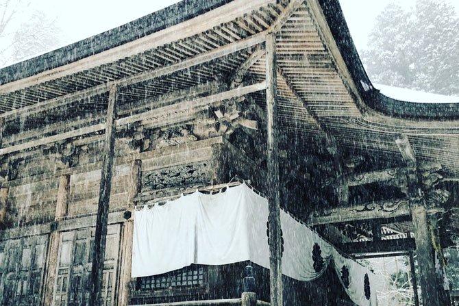 戸隠神社 講社会