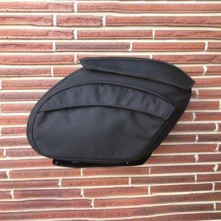 Leather Pros Retro Series V2 Dyna Saddlebags