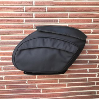 Leather Pros Retro Series V3 Saddlebags