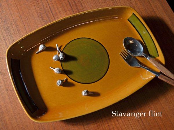 Stavanger flint /  party plate<br>スタヴァンゲルフリント 大皿