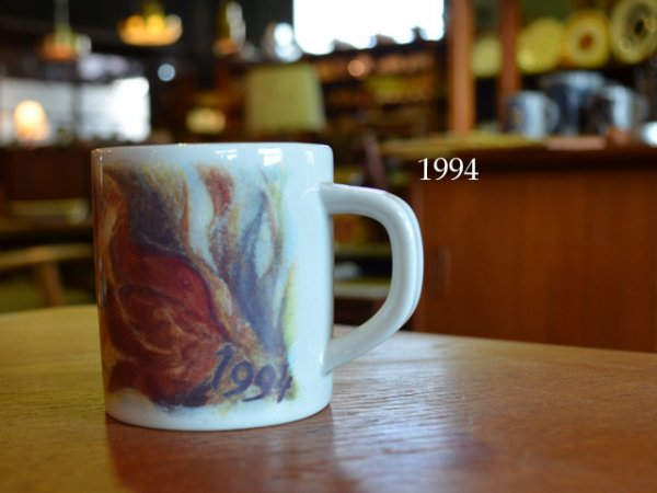 1994 Royal Copenhagen year mug <br>1994 ロイヤルコペンハーゲン イヤーマグ