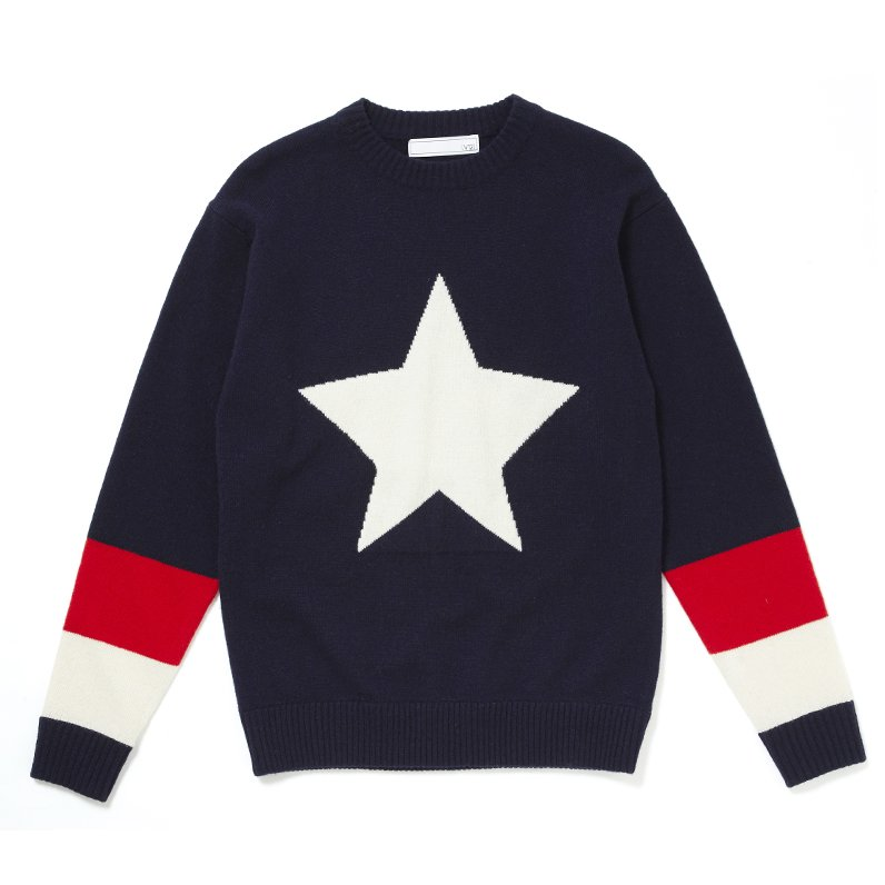 ONE STAR(NAVY)