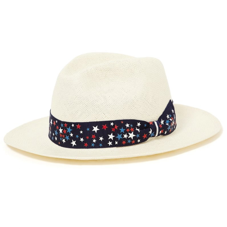 STAR STRAW HAT