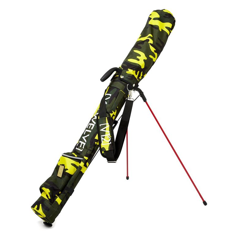 YELLOW CAMO SELF BAG(YELLOW)